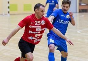Во втором матче 1/4 «Витэн» не сдался «Лидсельмашу» и вырвал победу — 4:3