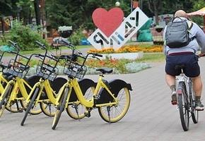 Велошеринг «Колобайк» появился в Лиде. Всего планируется задействовать 100 великов