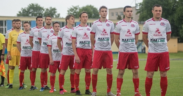 ФК «Лида» разгромно уступил гомельскому «Локомотиву» и занимает восьмое место в Первой лиге*
