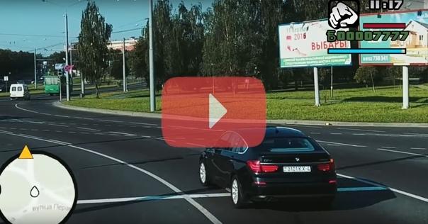 Гродненцы сняли рекламное видео в стиле «GTA San Andreas»