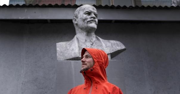 Немец рассказал, как путешествовал на велосипеде по Беларуси. Также он посетил и Лиду