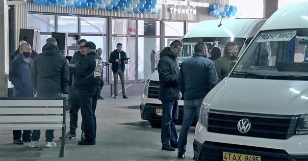 В Гродно открылся частный пассажирский терминал Тринити с ежедневными маршрутами в Лиду