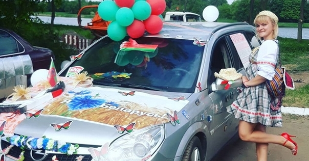 В Лиде определили лучшую автоледи Гродненской области по версии БРСМ