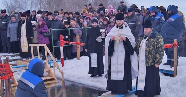 19 января в Лиде состоится крестный ход к Лидскому озеру. Будет организовано место для купания в проруби