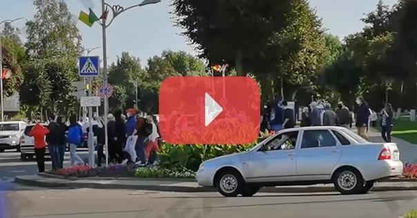 20 сентября в шести городах Гродненской области во время акций протеста задержаны 76 граждан
