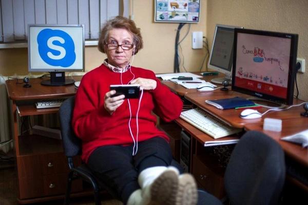 Работающие пенсионеры 2014 год