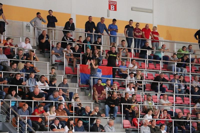 Свою первую победу в Чемпионате Беларуси в Высшей лиге одержал МФК «Лида», фото-3
