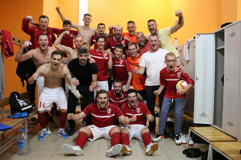 Свою первую победу в Чемпионате Беларуси в Высшей лиге одержал МФК «Лида», фото-1