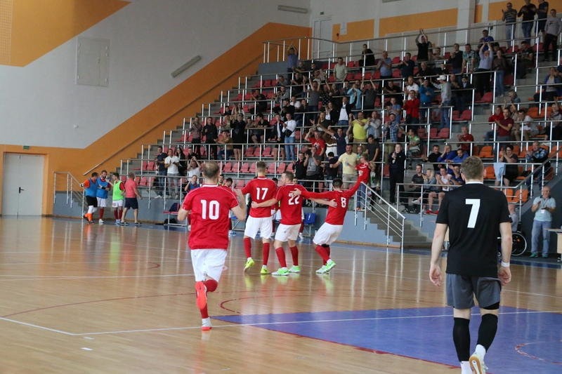 Свою первую победу в Чемпионате Беларуси в Высшей лиге одержал МФК «Лида», фото-2
